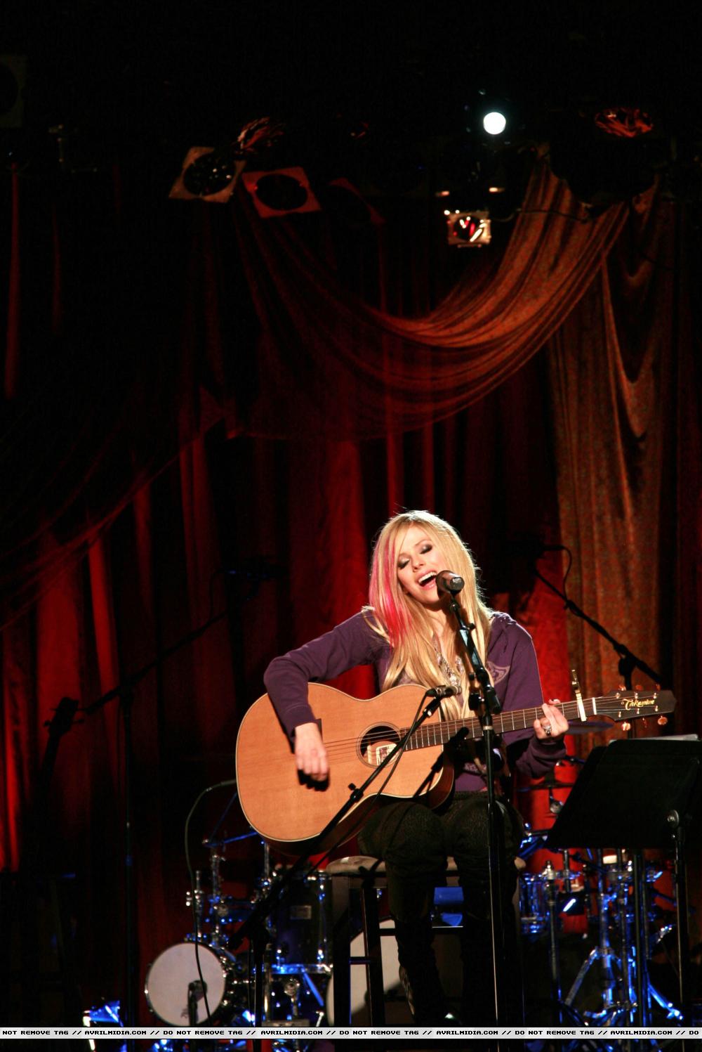 Roxy Theatre in LA (October 16, 2007) Cb-23