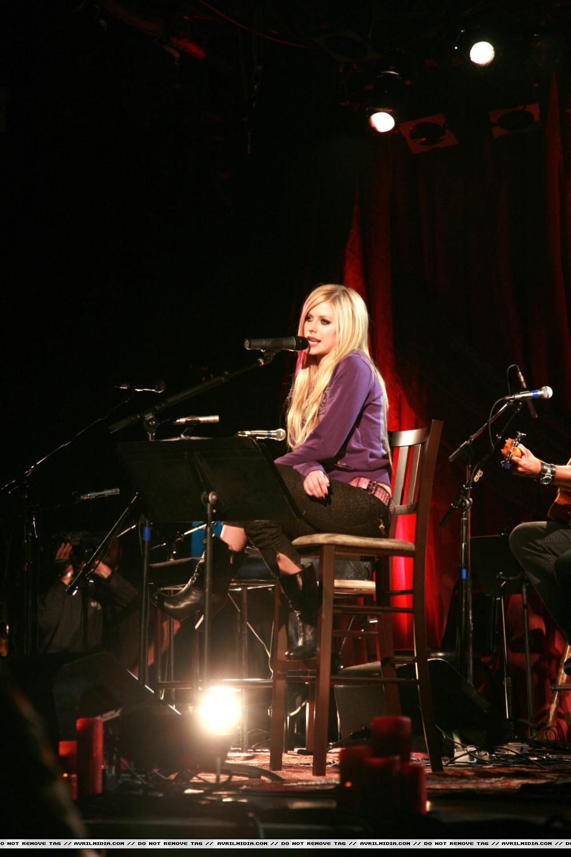 Roxy Theatre in LA (October 16, 2007) Cb-8