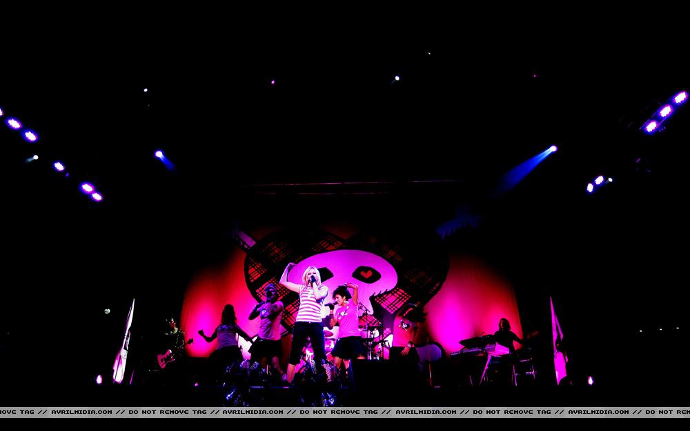 2008 konserinden Xangai-5