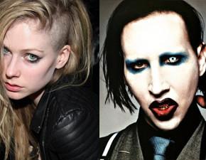 Representante nega namoro de Marilyn Manson e Avril