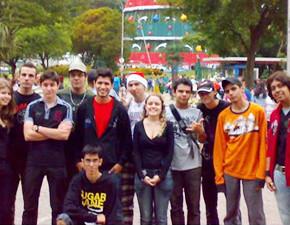 Encontro de fãs da Avril Lavigne!