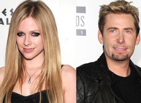 Avril e Chad entre os 10 casais mais poderosos da música