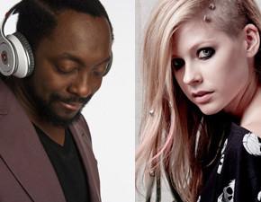 Avril está em estúdio com will.i.am, afirma Chad Kroeger