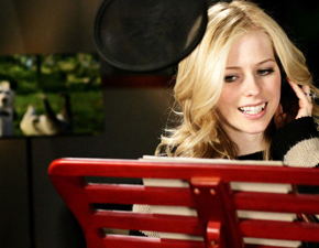 Chad Kroeger cita Avril Lavigne em entrevista à MTV