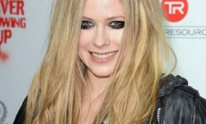 Avril Lavigne Secret Performance At Viper Room - Arrivals