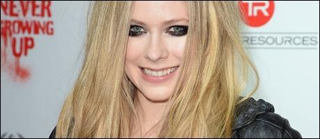Avril Lavigne Secret Performance At Viper Room - Arrivals