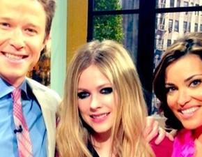 Nova entrevista legendada: Avril no Access Hollywood Live