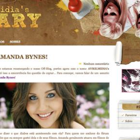 AVRILMIDIA's Diary: o nosso Off-Blog!