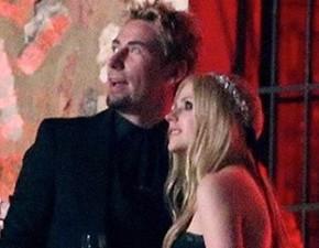 Mais detalhes sobre o casamento de Avril e Chad pela revista Hello!