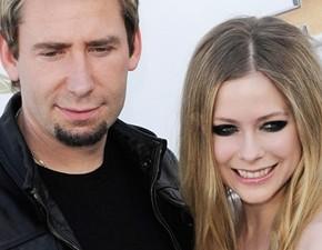 Casamento de Avril e Chad será hoje!