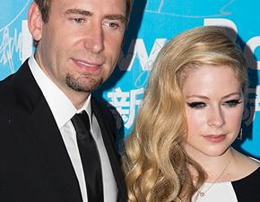 Avril e Chad formam o quinto casal mais poderoso da música