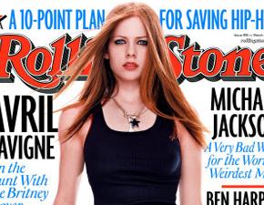 Rolling Stone entrevista Avril Lavigne!