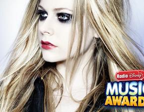 Avril recebe indicação na premiação da rádio Disney