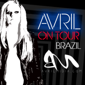 AVRILMIDIA nos shows da Avril Lavigne