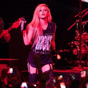 Resumão: Shows de Avril Lavigne em São Paulo