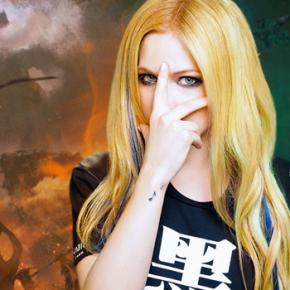 Novo vídeo de Avril Lavigne para o jogo Black Gold