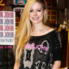 Pânico na Band entrevista Avril Lavigne no próximo Domingo