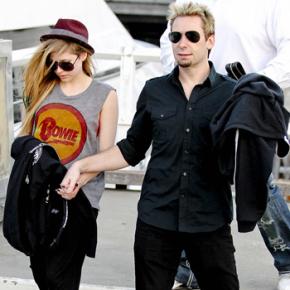 Site afirma que Avril Lavigne e Chad Kroeger estão prontos para o divórcio