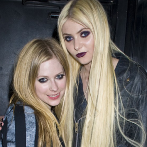 Avril Lavigne e Taylor Momsen comentam sobre o caso do meet and greet