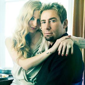 Avril Lavigne deleta foto publicada ao lado de Chad Kroeger