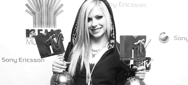 Vote: Avril Lavigne é indicada ao Europe Music Awards 2014