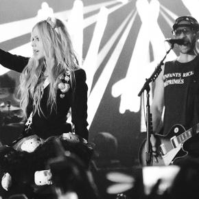 The Avril Lavigne Tour é a quarta maior turnê no Brasil em 2014