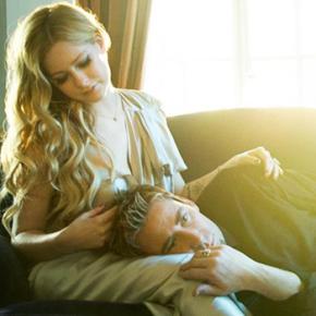 Avril Lavigne e Chad Kroeger conseguiram salvar o casamento, diz site