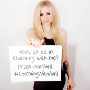 Avril Lavigne anuncia nova promoção em campanha de apoio à doença de Lyme!
