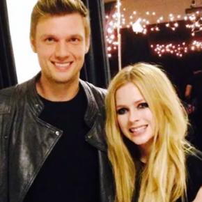 Avril Lavigne fará participação no novo álbum de Nick Carter