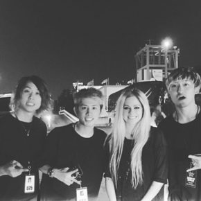 Avril Lavigne participará do novo álbum da banda ONE OK ROCK