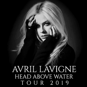 Avril Lavigne anuncia as primeiras datas da Head Above Water Tour