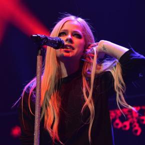 Os preparativos da nova turnê de Avril Lavigne